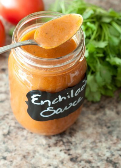 Enchilada Sauce From Scratch