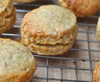 Breakfast Scones
