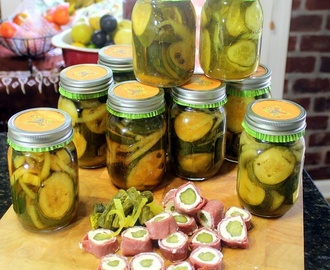 Million Dollar Pickles - 52 Small Batch Canning Recipes