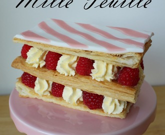 Mille Feuille: GBBO The Final!