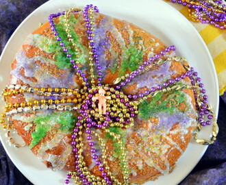 New Orleans and King Cake