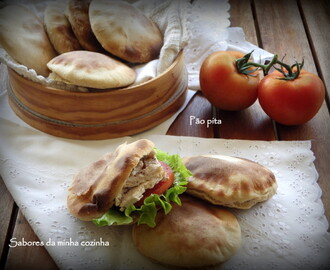 Pão pita – World Bread Day
