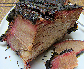 Smoked Brisket – Southern Style