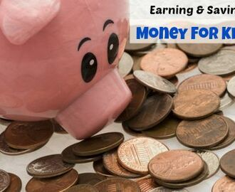 Easy Money Saving Ideas for Kids