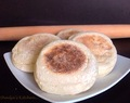 English Muffins with Strawberry Butter !!!
