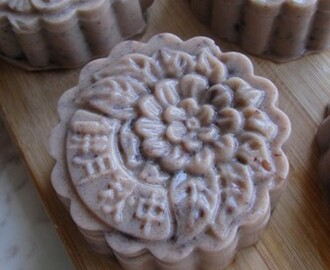 Lotus Paste Red Bean Longan Red Dates Jelly Mooncake 红豆桂圆红枣菜燕月饼