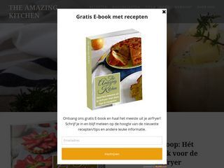 theamazingkitchen.nl