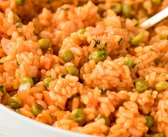 Perfect Mexican Rice
