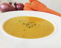 Gluten Free Country Carrot Soup