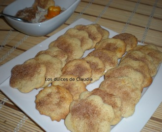 Galletas de arroz con leche