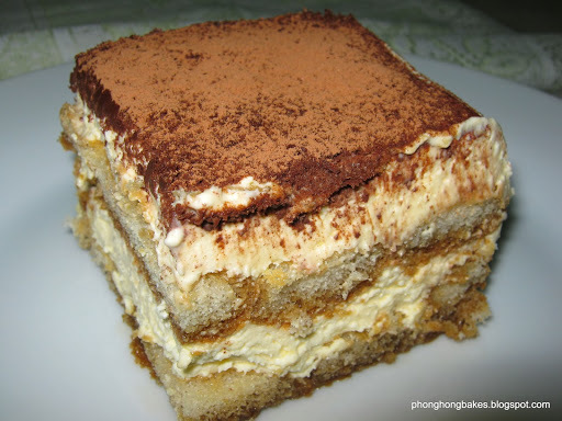 Tiramisu...for breakfast?