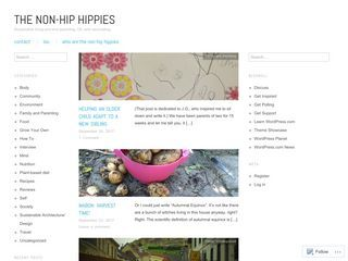 The non-hip hippies