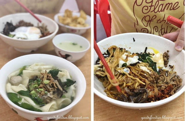 Restoran Dao Ma Qie 刀麻切, Cheras, KL: Traditional Homemade Pan Mee