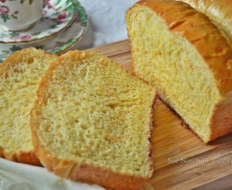 CARROT BREAD LOAF GEBU