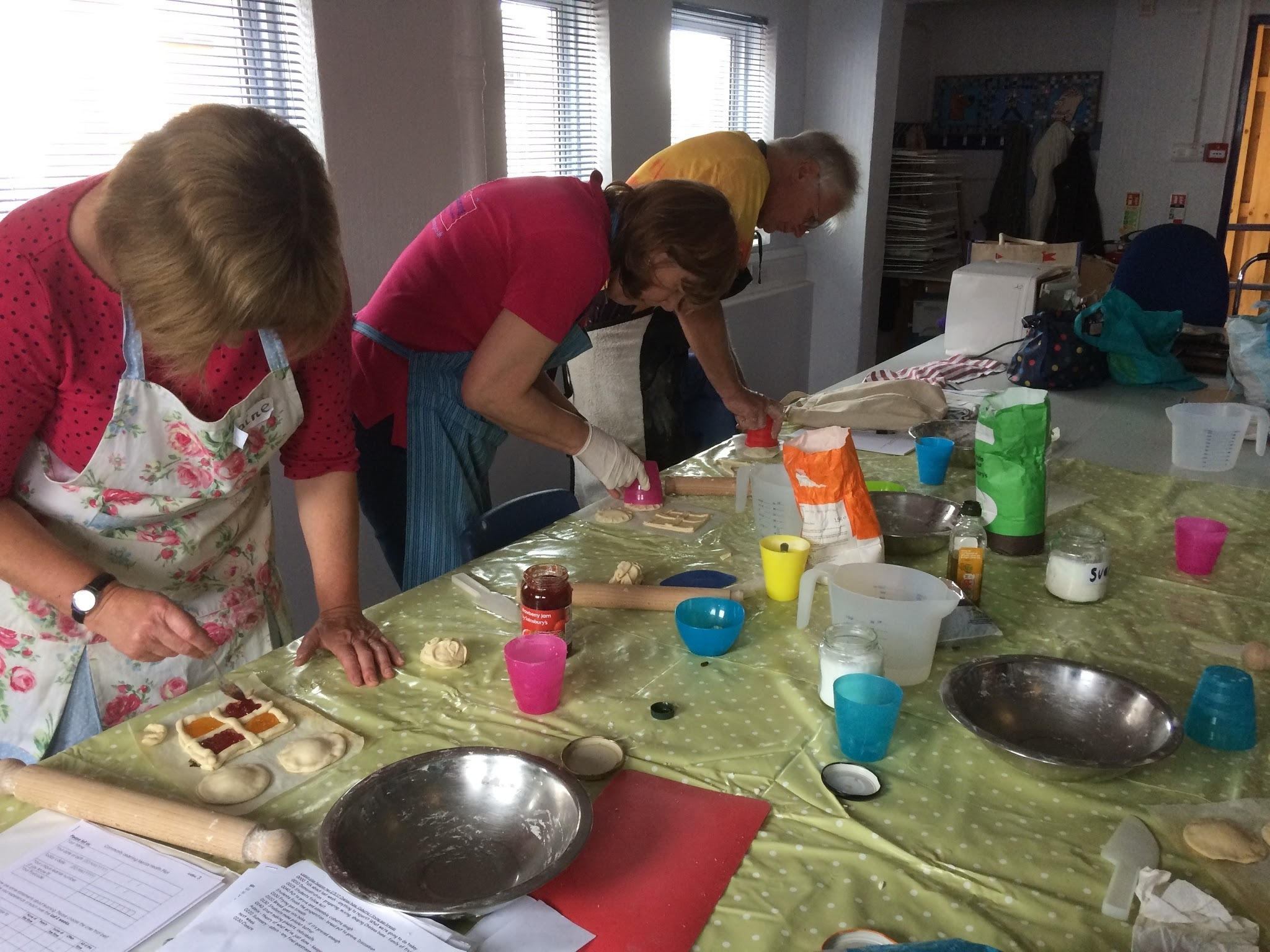 BREADMAKING MADE EASY Wellington 25/5/17