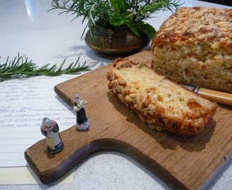 Savoury Cheese Loaf – from my Amazing neighbour Mrs A.