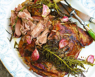 Best Roast Leg of Lamb | Lamb Recipes | Jamie Oliver Recipes