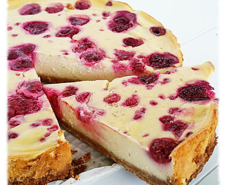 Gezonde cheesecake citroen