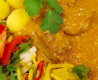 Hirsch Masala Curry