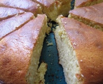 Simple Madeira cake recipe
