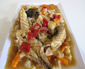 Recipe: Smoked Fish Gravy With Nigerian Rice