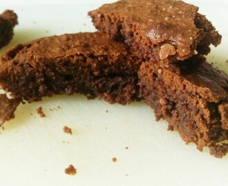 Snelle Brownies (oven & Airfryer)