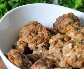 Savory Swedish Meatballs