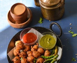 Methi Na Gota Recipe, Methi Pakora, Dakor Na Gota