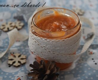 Confiture de patate douce