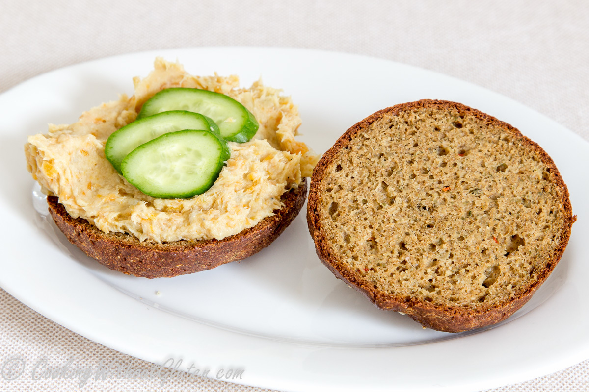 Easy Paleo Bread Rolls – Starches and Nut Free