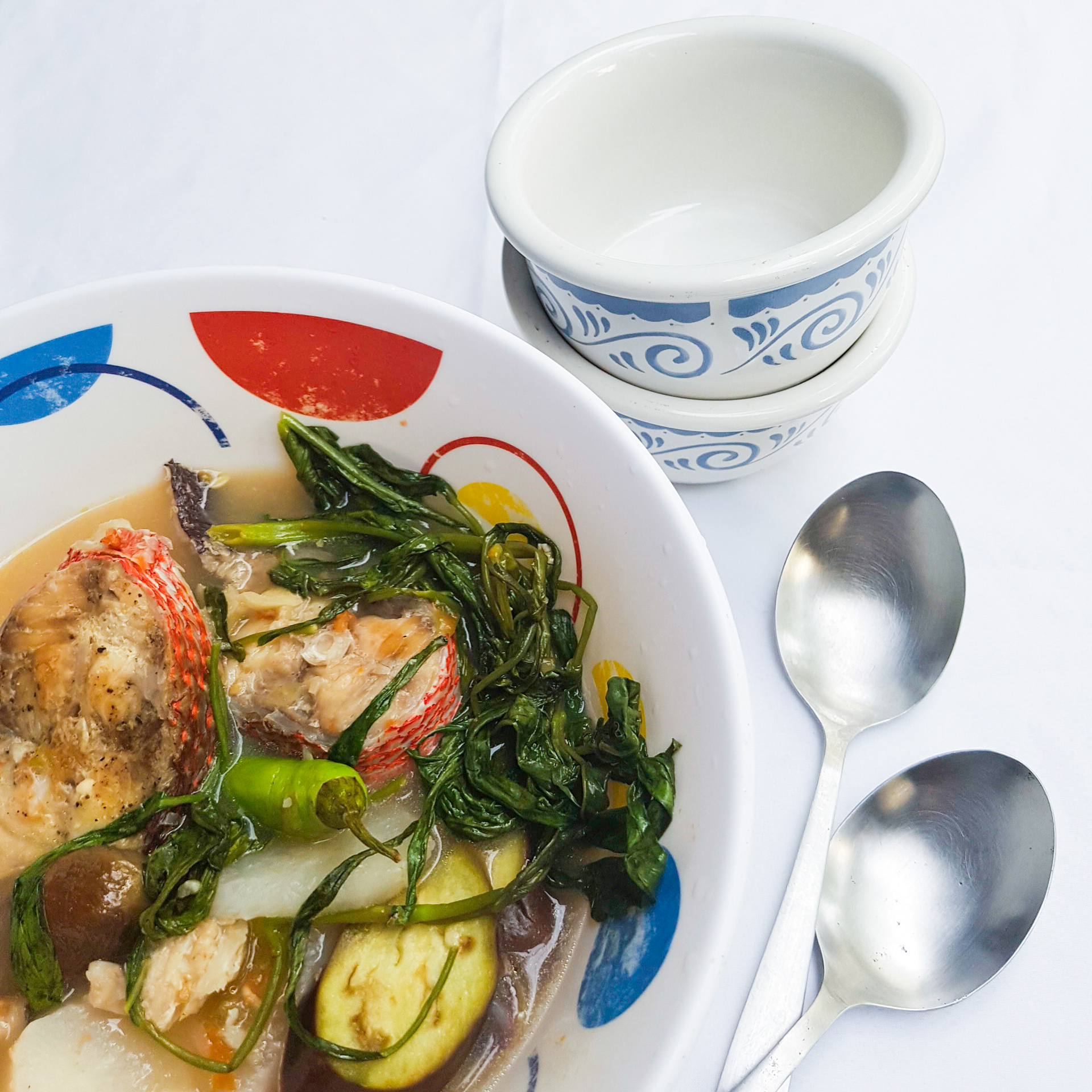 Fish Sinigang in Kamias Fruit