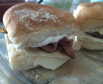 5-Minute French Dip Sandwiches – Football Sunday Made Easy!