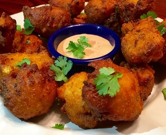 sweet potato hush puppies