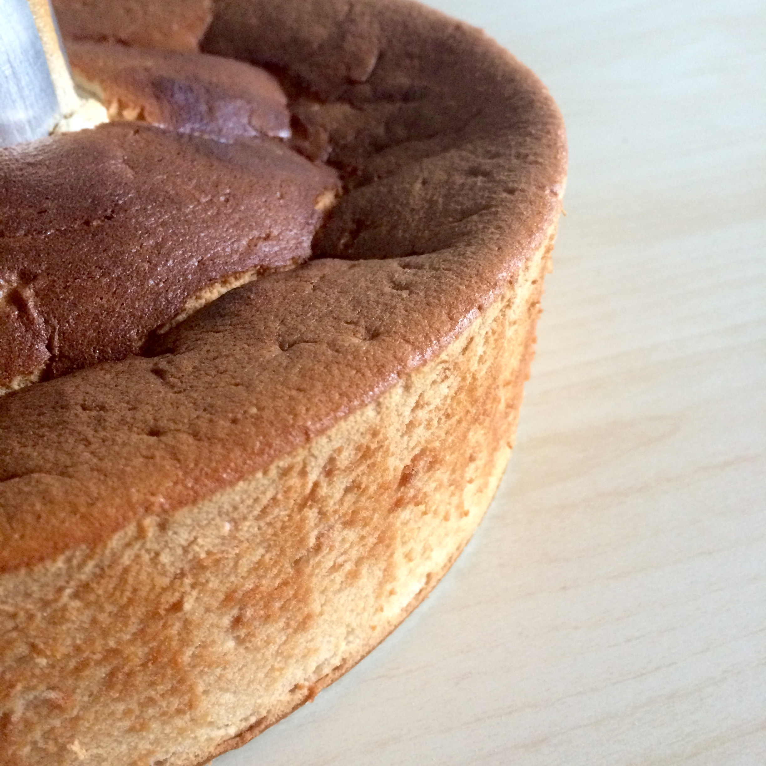 Lousy weeks = Angel Food Cake (Science. Obviously)