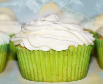 Lemon Cupcakes with Lemon Curd and Cream Cheese Frosting ♥ Tasty cooking