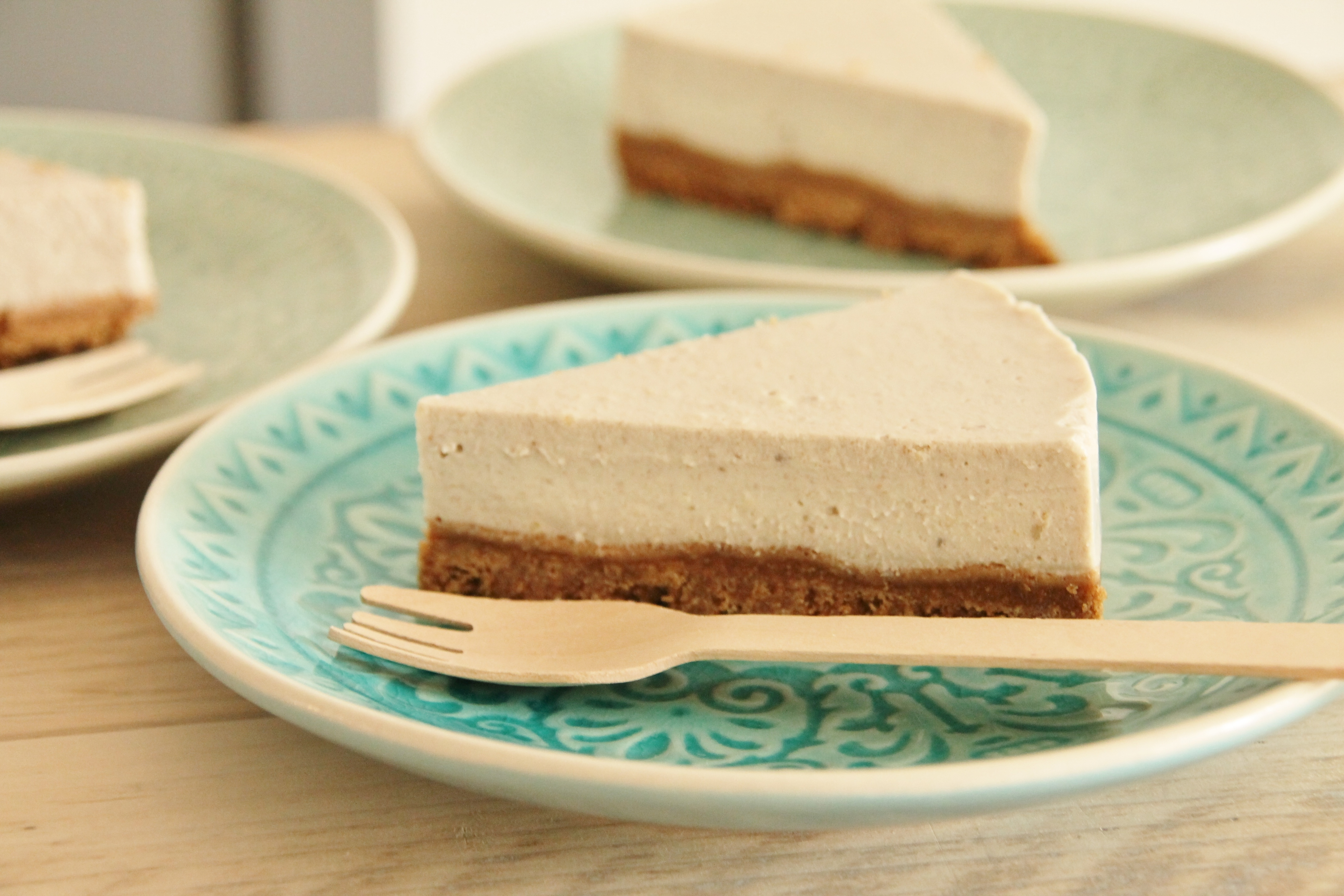 Speculaas (no) cheesecake