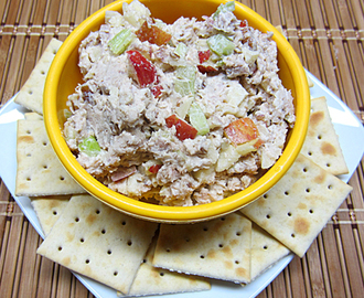 Smoky Pork Apple Dip