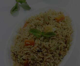 Veg Biryani Recipe How to Make Veg Biryani Recipe Tips & Tricks in Hindi/English