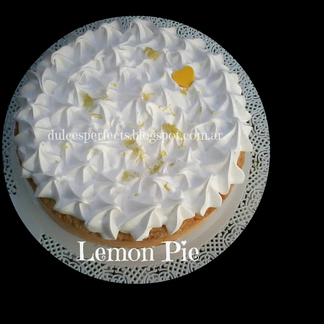 Receta de Lemon Pie Fácil y Exquisito!!