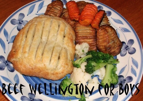 Student Food: Beef Wellington?!