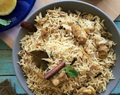 Easy Chicken Pulao | Chicken Pilaf