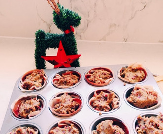 Recipe: Christmas stuffing cups