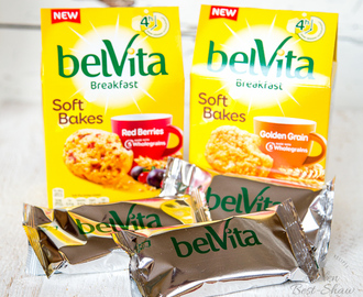 Review: belVita Soft Bakes