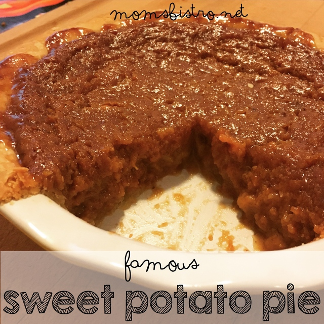 This Sweet Potato Pie Will Make You Famous | The Best Sweet Potato Pie Recipe Ever