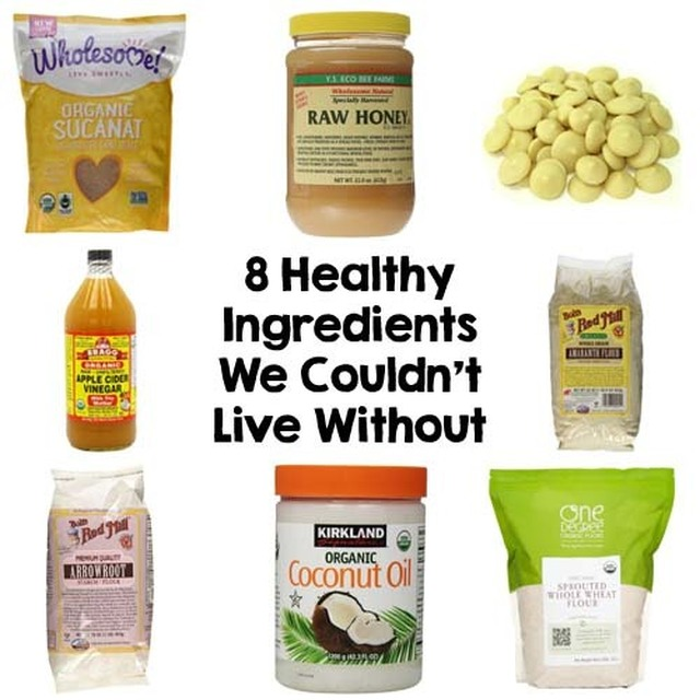 The 8 Healthy Ingredients We Couldn't Live Without