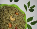 Curry leaves Rice | Karuveppillai Saadham | Curry leaves Recipe