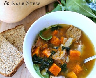 Butternut Squash and Italian Sausage Stew