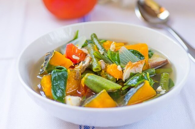 Law-uy: Visayan Healthy Soup
