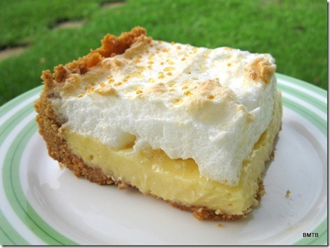 Dirk's Lemon Meringue Pie