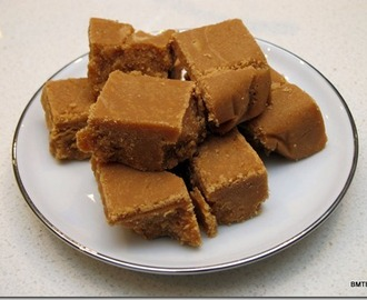 Guest Post: Russian Fudge by Andie from Red Strawberries!